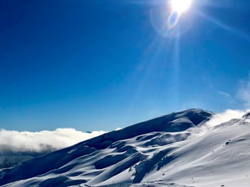 Offering with online payment: Ski Guide Thredbo