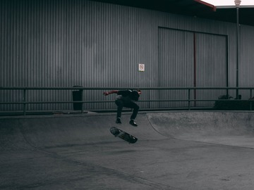 Offering with online payment: Skateboarding Lesson - Yamba