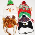 Liquidation/Wholesale Lot: Cozy Zone – Assorted Novelty Holiday Fun Hats