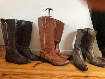Selling: Boots et bottes