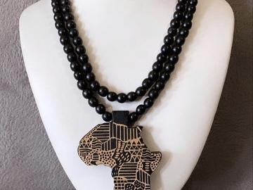 For Sale: Inspired Motherland Beads Chain