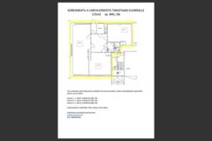 Vuokrataan: kolme erillistä huonetta ja yhteiset tilat