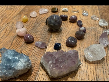 Selling: Distance Crystal Healing