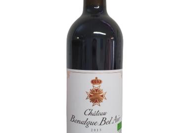 Vente avec paiement en direct: Château Bonalgue Bel Air 2015 (Pomerol)