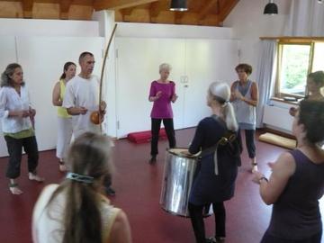 Workshop Angebot (Termine): Seminar Rhythmus-Meditation
