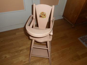 Selling: Chaise de poupée