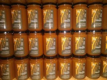 Les miels : miel de chataignier