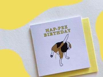 : Hap-pee Birthday