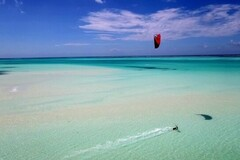 Offering with online payment: Kite surfing lesson Mornington peninsula