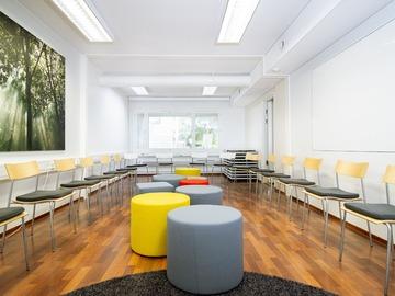 Renting out: Seitsemän erikokoista huoneita kaikenlaiseen tarpeeseen