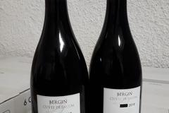 Vente avec paiement en direct: Pinot gamme BERGIN 2018