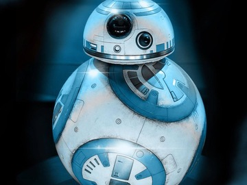 Tattoo design: BB-8