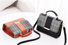 Liquidation/Wholesale Lot: (24) Premium Women Crossbody Fashion Handbag Purse Tote Style-2