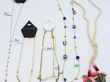 Liquidation/Wholesale Lot: New 15 Piece Rebecca Minkoff Jewelry Lot $770 Retail