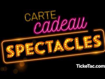 Vente: e-Carte cadeau TickeTac.com (100€)