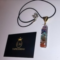 For Sale: Chakra Protection Pendant