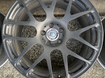 "Selling: 19"" HRE P40 Mercedes 5x112"