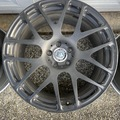 """Selling: 19"""" HRE P40 Mercedes 5x112"""