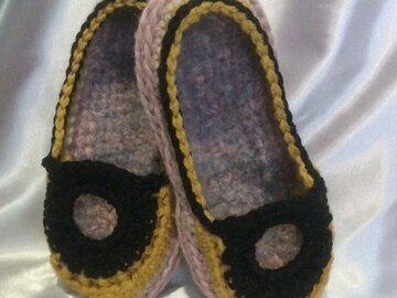 Vente au détail: Chaussons tongs pour femme