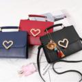 Liquidation/Wholesale Lot: (24) Premium Women Crossbody Fashion Handbag Purse Tote Style-1