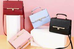 Liquidation/Wholesale Lot: (24) Premium Women Crossbody Fashion Handbag Purse Tote Style-10