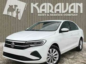 Listing: Volkswagen Polo 2021 Rent A Car in Baku