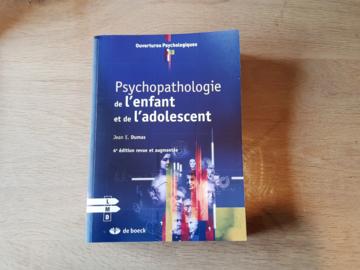 Vente avec paiement en ligne: Psychopathologie de l'enfant et de l'adolescent - 4e édition