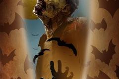 Tattoo design: Walking Dead Halloween Design
