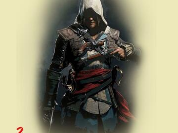 Tattoo design: Assassins Creed - Black Flag