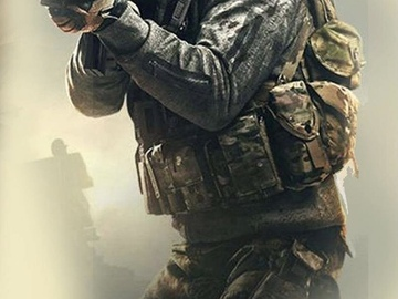 Tattoo design: Call of Duty - 6