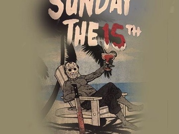 Tattoo design: Sunday the 15th