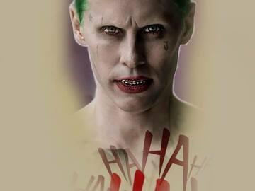 Tattoo design: DC Joker - Jared Leto Joker