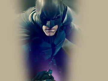 Tattoo design: DC - Batman
