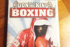 Vente: Jeu vidéo Wii Boxing Don King