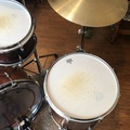 Selling with online payment: 1970 Sonor Tear drop Rosewood