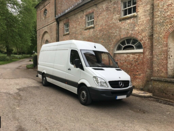 Offering Without Online Payment: MAN AND LARGE VAN BASED IN BOURNEMOUTH (ANY DISTANCE)