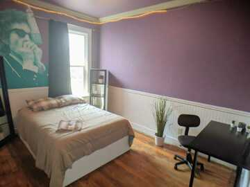 Renting out without online payment: Vibrant Community Living in the heart of Mission District, SF.