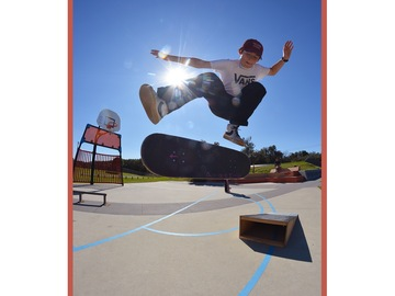 Offering with online payment: Private skateboarding lessons - Gold Coast