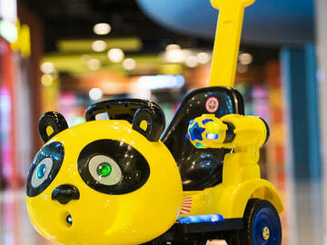 For Rent: Ride On Toys   Electric Car ,Panda style for rent $20/weekly