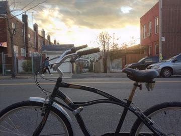 Renting out: Bushwick Mountain Bike