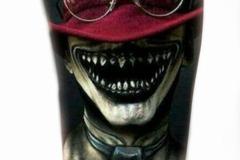 Tattoo design: Crooked Man
