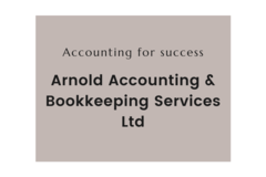 Offering Without Online Payment: Arnold Accounting & Bookkeeping Services