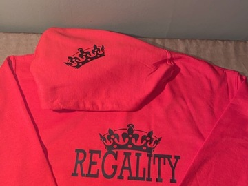 Selling with online payment: REGALITY HOODIE Size S- 2XL