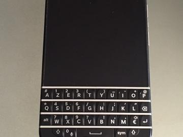 Vente: Smartphone Blackberry Q10 noir occasion