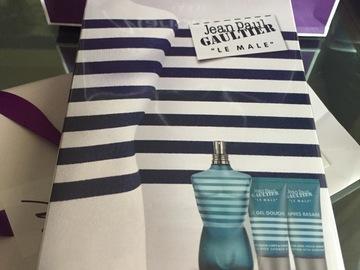 Vente: Parfum original Jean Gaultier Le Male coffret