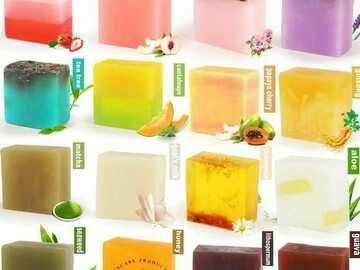 For Sale: Natural Herbal Bar Soap PH balanced Crafted Herbal Plant Extract