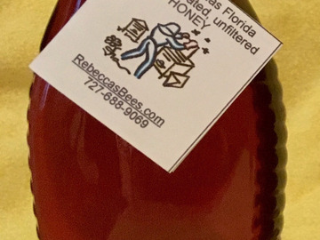 Selling with online payment: St Petersburg Honey - 8 oz jar