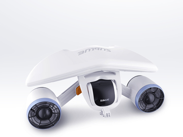 For Rent: Sublue Whiteshark Mix Underwater Scooter Renting out $99/weekly