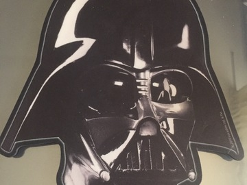 Troc: Tapis de souris Star wars Darkvador
