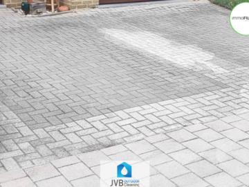 .: Reiniging oprit | door JVB Outdoor Cleaning